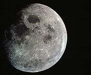 Apollo 8 Image of the Moon (AS08-14-2506)