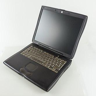 PowerBook G3 - Image: Apple Power Book G3 500 Pismo 2763