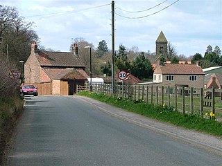 South Otterington Village and civil parish in North Yorkshire, England