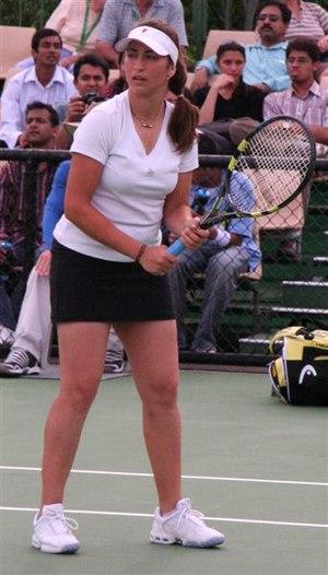 Aravane Rezaï - 2007 Australian Open