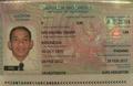 Arcandra Tahar's Indonesian passport.png
