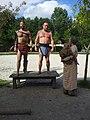Archeon Gladiatoren voor huldiging Romeinenfestival fotoCThunnissen.jpg