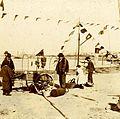 Archivo General de la Nación Argentina 1890 aprox Buenos Aires, vendedores ambulantes en el puerto.jpg