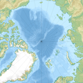 Arctic Ocean relief location map 2.png
