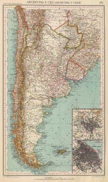 File:ArgentinayChile1929.TouringclubitalianoMilano.djvu