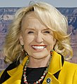 Arizona Governor Jan Brewer at the reopening of Grand Canyon National Park in 2013 (cropped).jpg
