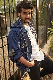 Arjun Kapoor Indian actor