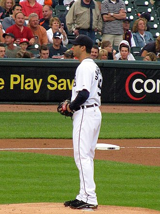 Armando Galarraga - Galarraga with the Detroit Tigers