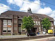 Evert jan rotshuizen wikipedia for Montessori college arnhem