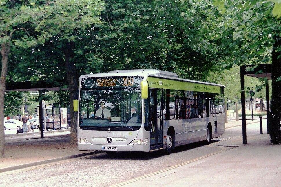 Arriva Shires & Essex 3926 BG59 FCV