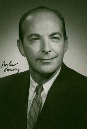 DNA polymerase I - Arthur Kornberg 1969