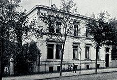 Arwed Rossbach und seine Bauten, Berlin 1904, Leipzig Villa Hiersche.jpg