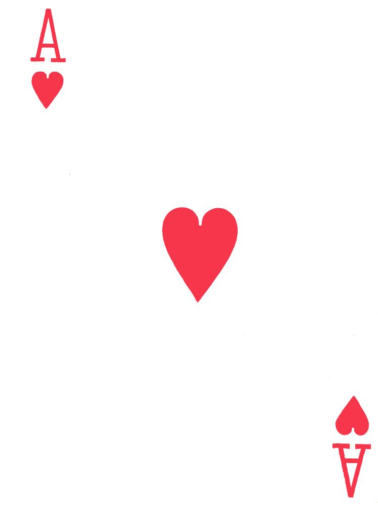 Poker corazones