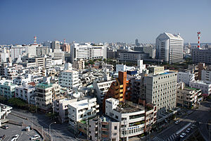 Okinawa Prefecture - Naha