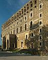 Aspendosi színház homlokzata.jpg