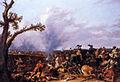 Asselijn - Gustavus Adolphus in der Schlacht von Lützen.jpg
