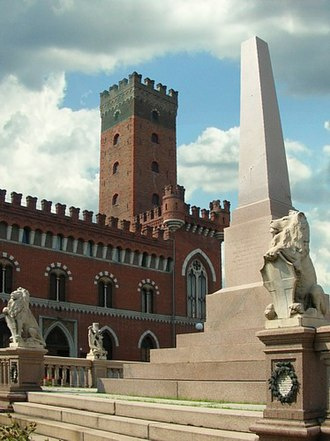 Asti - Piazza Roma.