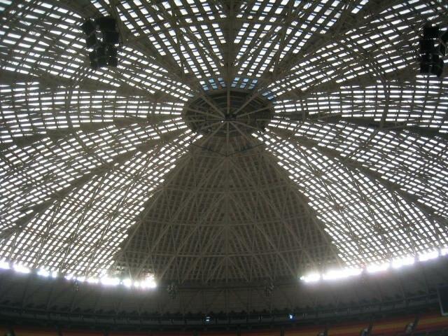 Astrodome (Houston) Skylights