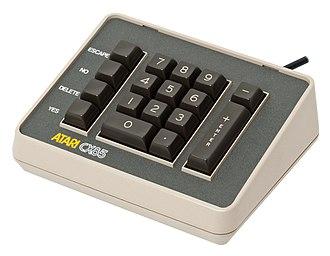 Atari 8-bit computer peripherals - Image: Atari CX85