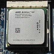 Athlon 64 X2 E6 3800+