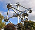 Atomium - Bruxelles, Belgium - October 31, 2010 01.jpg