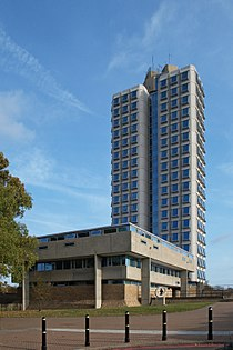 Attenborough Tower, Leicester University.jpg