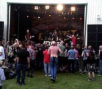 Attentat sjoslaget festival 2011.jpg