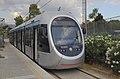 Attica 06-13 Paleo Faliro 02 tram at SEF.jpg