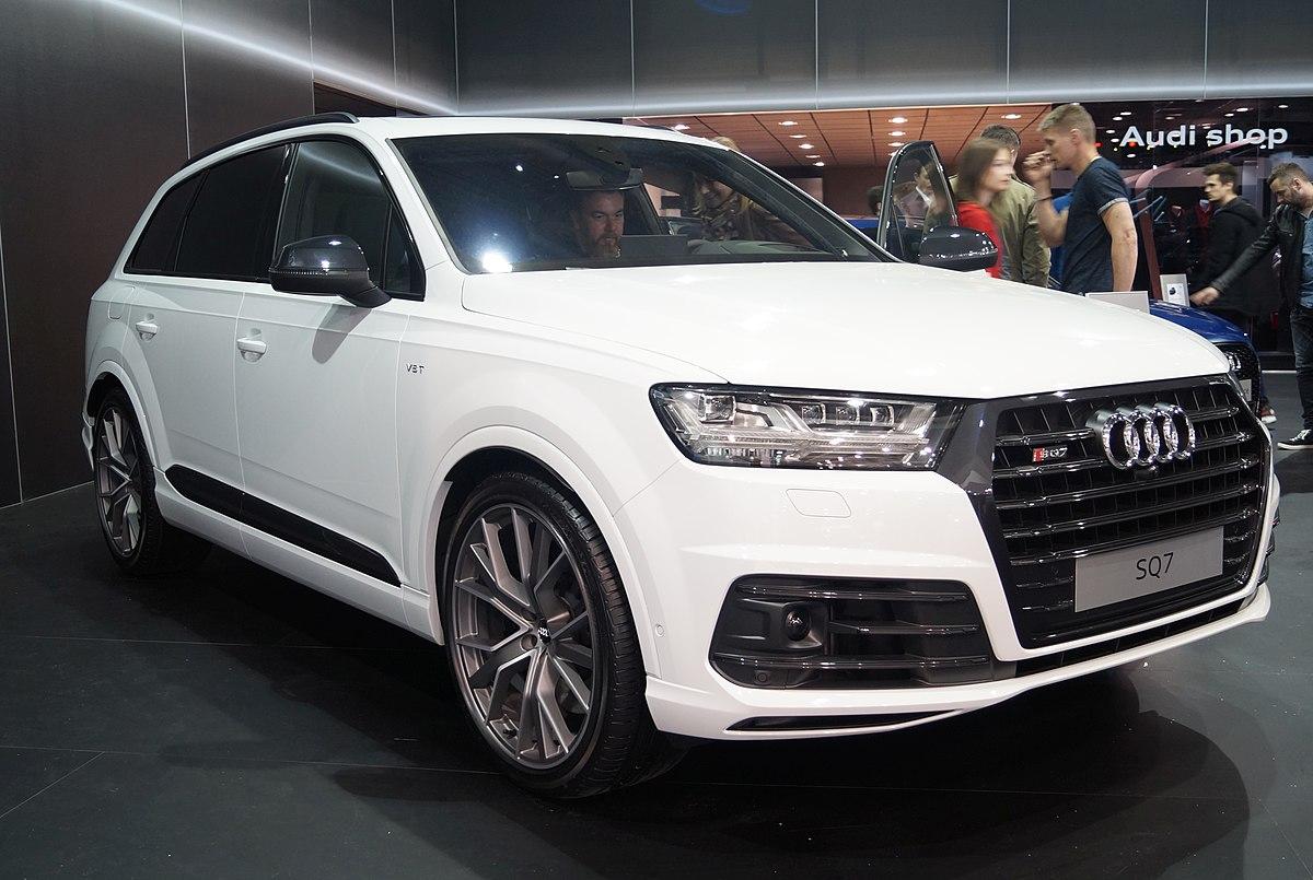 Audi Sq7 Wikipedia