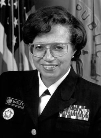 Meharry Medical College - Dr. Audrey Manley, Deputy Surgeon General of the United States, 1995–1997.