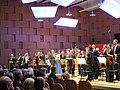 Aufführung des Konzerts für Klarinette und Orchester (2018) von Thorsten Encke mit der Klarinettistin Sharon Kam und der NDR Radiophilharmonie in Hannover am 11. Januar 2019, Konzert am Tag nach der Uraufführung (15).jpg