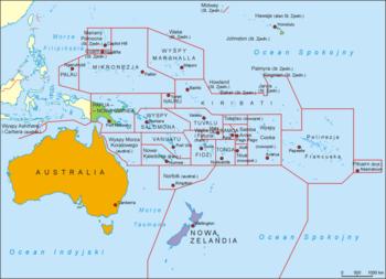 Australia Marshall Islands