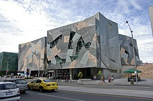 Australian Centre for the Moving Image in Melb...