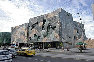 Melbourne International Film Festival - The Australian Centre for the Moving Image is a main venue for screenings and the 37ºSouth Market
