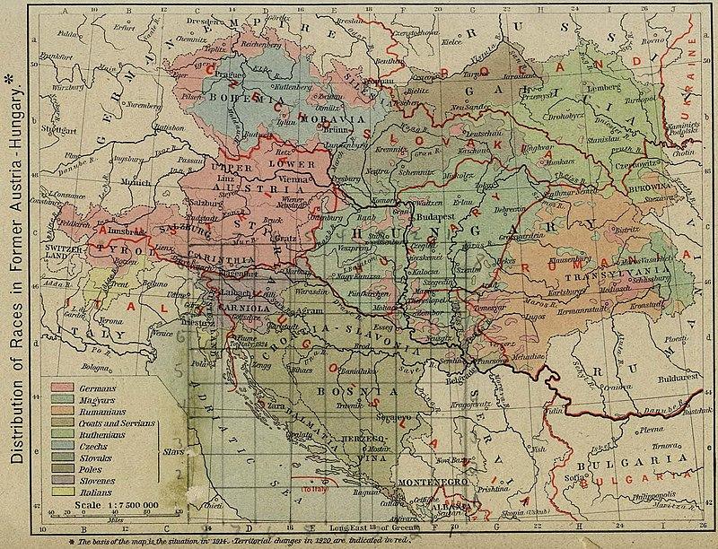 Austria hungary 1911 and post war borders.jpg