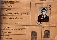 Ausweis Boy Forcedlabor