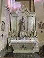 Autel Statue Vierge Enfant Regina Cœli Église Notre-Dame Assomption Pont Veyle 1.jpg