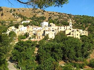 Avapessa Commune in Corsica, France