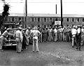 Awards being presented to J A Jones Brick Layers by Army 1944 Oak Ridge (31584390454).jpg