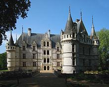 Schloss Azay-le-Rideau – Wikipedia