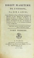 Azuni - Droit maritime de l'Europe, 1805 - 022.tif