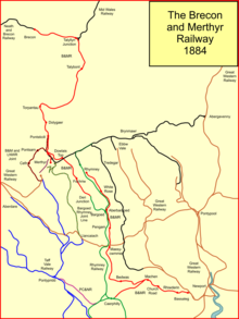 brecon and merthyr tydfil junction railway wikipedia Atlas N Scale Train Layouts history edit