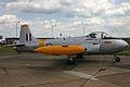 BAC Jet Provost T4 XR673 (G-BXLO) (6623509329).jpg