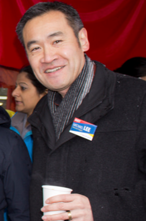 Michael Lee (Canadian politician) - Image: BCMLA Lee (cropped)