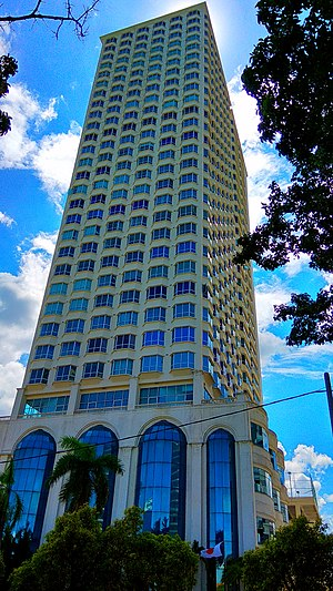 BHL Tower - Image: BHL Tower, George Town, Penang