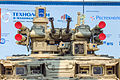BMPT tank support combat vehicle at Engineering Technologies 2012 Turret.jpg