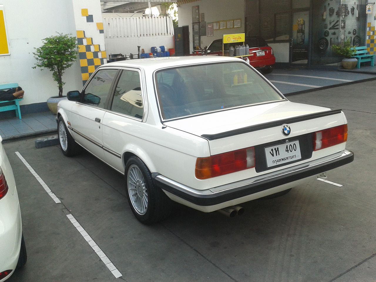File Bmw 316 Alpina E30 Coupe In Thailand 03 Jpg Wikimedia Commons