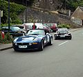 BMW Z8 (2000) - Panther Kallista (1988) - Rallye des Princesses 2014.jpg