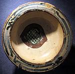 Bacino ceramico da facciata del duomo di s. miniato, nord-africa, 1190 ca. 12.JPG