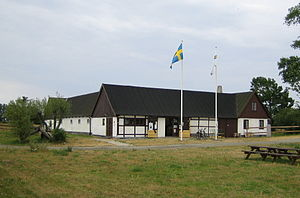 Swedish Academy - Dag Hammarskjöld's farm in Backåkra, used as a retreat for Academy members
